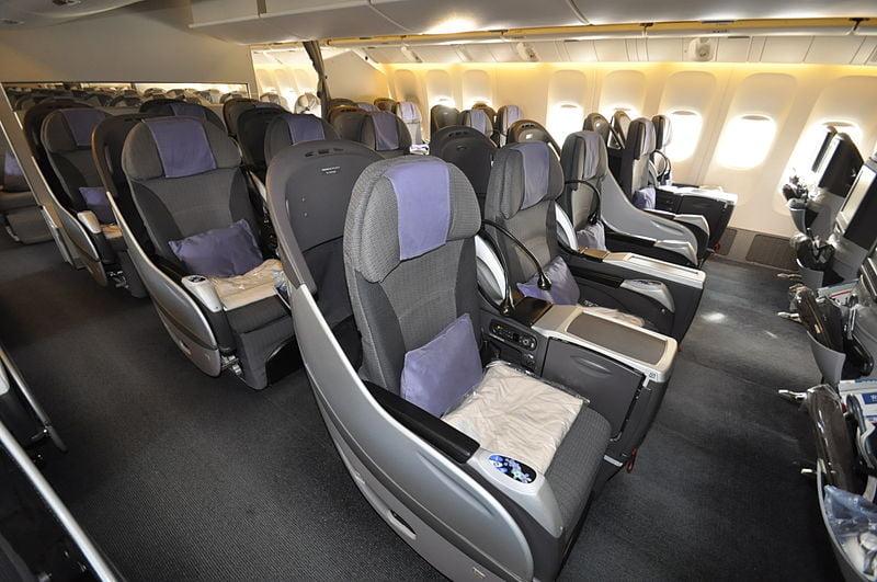 JAL SHELL FLAT SEAT(イメージ写真で実際のシートとは異なります)
