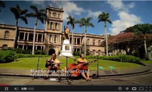 "■Video■ Project KULEANA の第二弾は""All Hawaii Stand Together"" by Liko Martinだ!意味が深いな…"