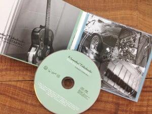 "■CD In4■ Kamoku Takahashi NEWアルバム ""Slack Key GUITARRA"" 8011General Storeで発売!"