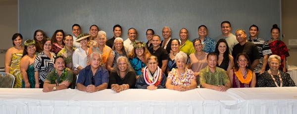 Hālau and Kumu Hula - 2014 Merrie Monarch Festival