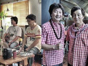 山内雄喜さんから『レコードを聴きながらハワイ音楽のお話を聞こう!』ポエポエで1月7日開催