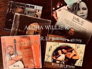 Willie K|ウィリー・K ハワイイ音楽のレジェンドが星に…